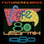 Cafe 80s Yearmix 1980 front