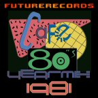 Cafe 80s Yearmix 1981 front