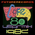 Cafe 80s Yearmix 1982 front